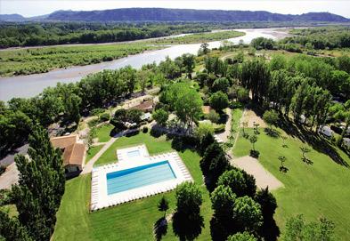 Les Rives du Luberon, Cheval Blanc,Provence Cote d'Azur,France