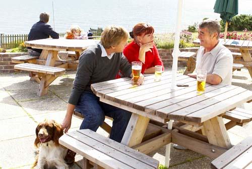 Solent Breezes Holiday Park, Southampton,Hampshire,England