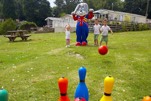 Seaview Holiday Park, Whitstable,Kent,England