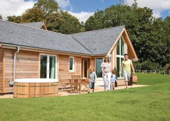 Swandown Lodges, Cricket St. Thomas,Somerset,England