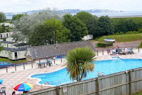 Waterside Holiday Park, Paignton,Devon,England