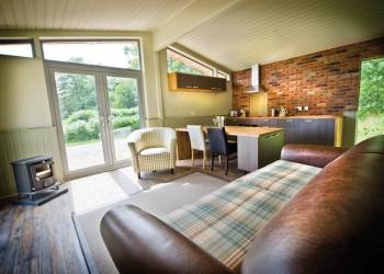 Sherwood Hideaway Lodges, Newark,Nottinghamshire,England