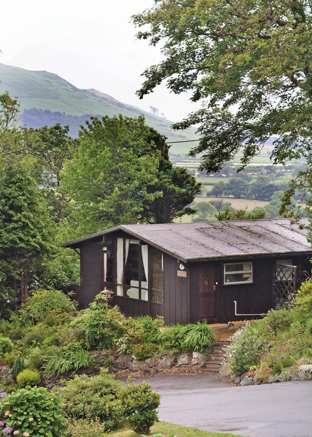Woodpecker Lodge, Bryncrug,Gwynedd,Wales