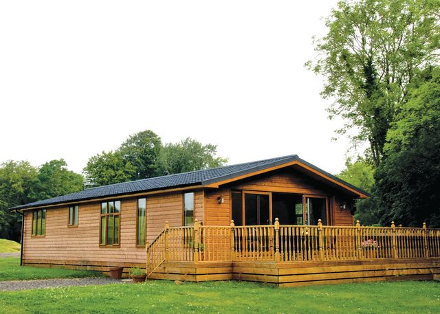 Kiplin Eco Lodge Park, Richmond,Yorkshire,England
